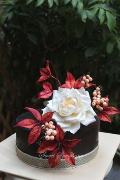 Exuberance ! - Cake by Sweet Symphony