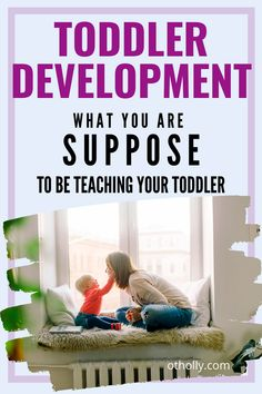 Check out this video on each area of toddler development between the ages of What toddler developmental milestones you should be looking out for and why. Occupational Therapy Activities, Toddler Learning Activities, Occupational Therapist, Parenting Toddlers, Parenting Tips, Sensory Issues In Children, Toddler School, Pediatric Ot, Mindful Parenting