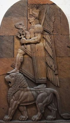 The religion of the Urartu civilization, which flourished principally in ancient Armenia from the 9th to 6th century BCE, was a unique mix of indigenous, Hurrian and Mesopotamian gods and symbolism. The pantheon was headed by the trinity of Haldi, Teisheba, and Shivini, who were the principal beneficiaries of sacrifices and temples built in their honour. Inscriptions, dedications and representations in art are all a testimony to the importance of religion in Urartu culture.
