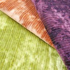 Fantasia Velvet Upholstery Fabric