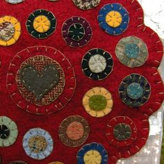 Image detail for -Colonial Crafts – Penny Lane Primitives – Patterns – Wool Felt