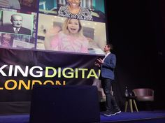 This was the week Thinking Digital – the North East's phenomenally well-loved art-meets-geekery conference – finally came to London. And it was quite an entrance. Here's what I learnt...