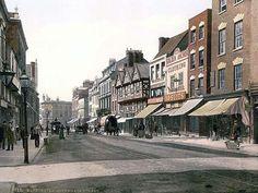 Southgate Street, Gloucester, England  1900's
