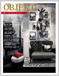 Designers Guild | Lacroix on cover #54 OBJEKT International