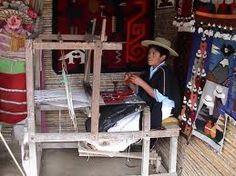 Male weaver.