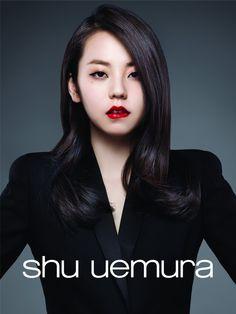 Sohee for Shu Uemura