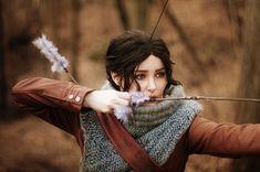 Katnis Everdeen - Catching Fire by StarbitCosplay.deviantart.com on @deviantART