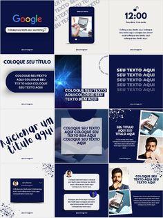 Marketing Digital, Layout Do Instagram, Bristol, Layout Design, Branding, Instagram Templates, Social Media, Canvas, Typo