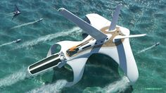 awesome hydrofoil clipper