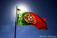 Bandeira de Portugal... Flag of Portugal