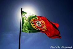 Bandeira de Portugal... Flag of Portugal