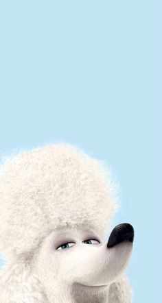 Snowball Pooch from Pets movie