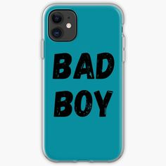 'Being Bad' iPhone Case by DeonsDesigns Bad Boys, Iphone Case Covers, Cover Design, Iphone 11, Art Prints, Printed, Awesome, Products, Art Impressions