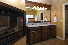 Stone and Marble Bathroom