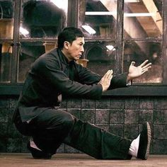 Ip Man 3 - Wing Chun (Donnie Yen).