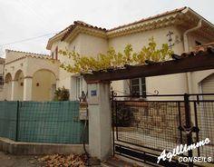 Vente Maison 3 pièces avec garage - FREJUS (83600) - + Dépendances (Bureau de 8,70m2, véranda de 6,45m2, cellier de 4,58m2, garage de 16m2)  à vendre : 295000 € - Villas à vendre à FREJUS - Réf. 1662ma - Var