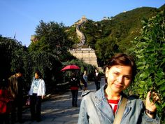 Great Wall of China and sightseeing during October holidays Great Wall Of China, Good Times, October, Holidays, Travel, Great Wall China, Holidays Events, Viajes, Holiday