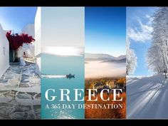 Visit Greece | Greece – A 365 Day Destination #video #travel #destination #365days #VisitGreece