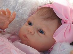 Reborn Baby Harlow NEWEST LE by Laura Tuzio Ross - Belly Plate - MUST SEE