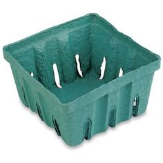 Pulp Paper Berry Baskets Pack Of 50 Harvesting Supplies Line With Red Gingham For Favor Bo Farmer S Market Online