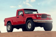 Automobile lovers who have been dreaming of getting behind the wheel of a Jeep Wrangler pickup can soon make that dream a reality.