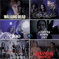 this was funny to me because I am obsessed with all of theses shows especially pretty little liars and stranger things Riverdale Quotes, Riverdale Funny, Riverdale Cw, Watch Riverdale, Serie Netflix, Shows On Netflix, Riverdale Netflix, Teen Tv, Best Series