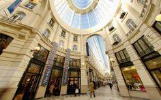 La Haya: Centros cubiertos - De compras en La Haya -