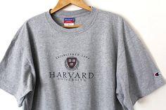 Jahrgang HARVARD Shirt Harvard Universität T-shirt Studenten