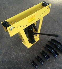 Pipe Bender 12 TON Hydraulic 12 000kg Portable Tube Bending Machine | eBay