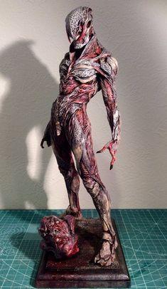 Embedded Dark Creatures, Alien Creatures, Fantasy Creatures, Character Creation, Character Concept, Character Art, Arte Horror, Horror Art, Creature Feature