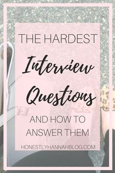 The Hardest Job Interview Questions and How to Answer Them - Resume Template Ideas of Resume Template - Interviews can be intimidating. Be prepared for your next interview by learning all these tough interview questions and how to answer them! Teacher Job Interview, Tough Interview Questions, Teacher Interviews, Interview Skills, Job Interview Tips, Job Interviews, Preparing For An Interview, Second Interview Tips, Interview Process