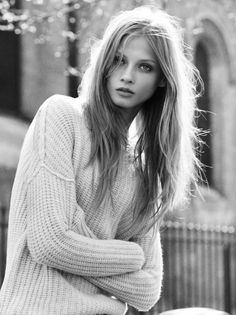 anna selezneva by marcus ohlsson hunkydory fall 2012 Lund, Anna Selezneva, Girls Sweaters, Runway Models, Mannequins, Editorial Fashion, Fashion Models, Fashion Jobs, Beautiful People