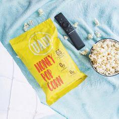 Sweetening your movies. Honey Popcorn, Snack, Instagram, Movies, Films, Cinema, Film Books, Movie Quotes