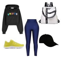 """""""."""" by elliefox28 on Polyvore featuring Être Cécile, New Balance and STONE ISLAND"""