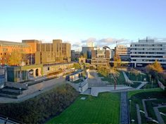 John Anderson Campus, Strathclyde University, Glasgow