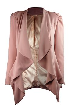 Belldream Pink Blazer! Also on it's way to my closet but with a little more peak in the shoulders! Fall has arrived!