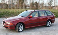 E39 BMW 5 series touring