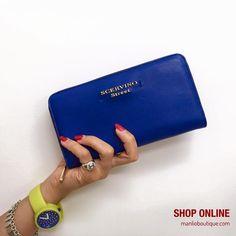 Portafogli SCERVINO STREET -30% Scarica l'App http://MANLIO.mobapp.at/ #accessories #wallets #style #fashion