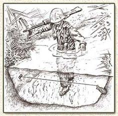Viet Cong Grenade | Grenade booby trap