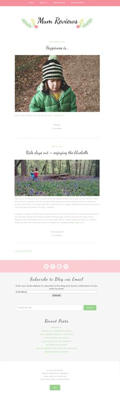 'Swash' Free WordPress Child Theme for Elmastudio's Meola — Mammasaurus