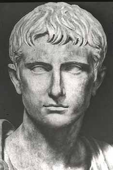 Augustus of Rome.   Reign: January 16, 27 BC – August 19, AD 14  Augustus Caesar ruled as the Emperor of Rome for 41 years. During this time, Augustus improved the infrastructure and military of Rome. He also reformed the taxation process. His reign is known as Pax Romana, or Roman Peace, because during his reign diplomacy flourished.