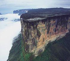 El Mundo Perdido de Los Tepuyes y el Escudo Guayanés: Una de las Grandes Maravillas de la Naturaleza
