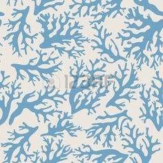 Coral, Seashells Seamless Pattern In Vintage Style. Vector Illustration Stock Vector - Illustration of silhouette, shellfish: 44227640 Coral Background, Background Patterns, Royalty Free Images, Royalty Free Stock Photos, Coral Pattern, Fish Illustration, Coral Blue, Style Vintage, Stock Foto
