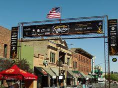 Prescott Arizona Whiskey Row   Prescott, AZ's Famous Whiskey Row, Home of the Whiskey Off-Road ...