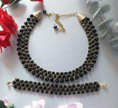 Siyah Orkide