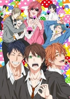 Yarichin Bitch-bu Boys-Love Manga Gets Anime DVD in September - News - Anime News Network News Anime, Anime Dvd, Otaku Anime, Manga Anime, Manga News, Anime Boys, Cute Anime Guys, Manhwa, Poster Anime