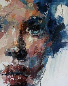 Portrait by painter Ryan Hewett @ryhew, South Africa. Портрет художника Райана Хьюветта, Южная Африка.  #иллюстрация #живопись #искусство #графика #акварель #холст #масло #пастель #арт #выставки #art #illustration #pencil #artsy #drawing #draw #watercolor #oil #pastel #sketchbook #graphic #exhibitions #contemporaryart #timetoart