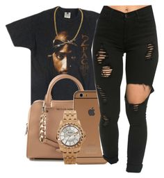 """""""All eyes on me x 2pac"""" by chanelesmith51167 ❤ liked on Polyvore featuring art"""