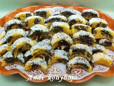 FOLTOS MÁKOS Cakes And More, Cake Cookies, Sushi, Waffles, French Toast, Cooking Recipes, Sweets, Breakfast, Ethnic Recipes