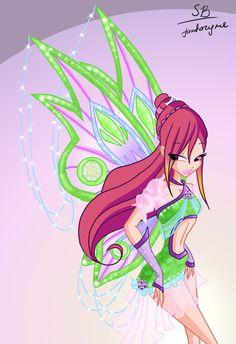 Winx Club Sparklix | Roxy